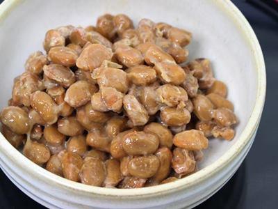 豆のアップ写真